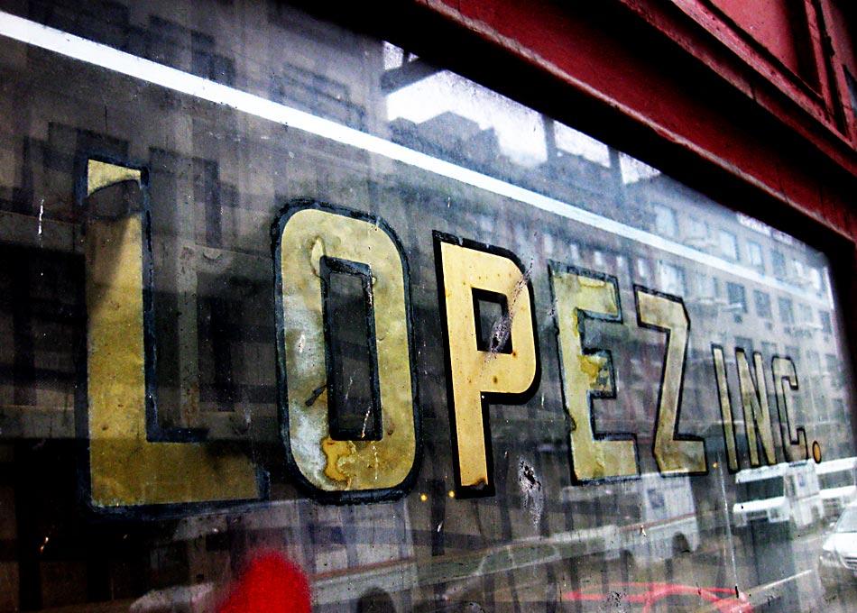 """Lopez"", Hell's kitchen"